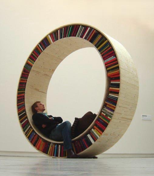 Estante circular - Imgur