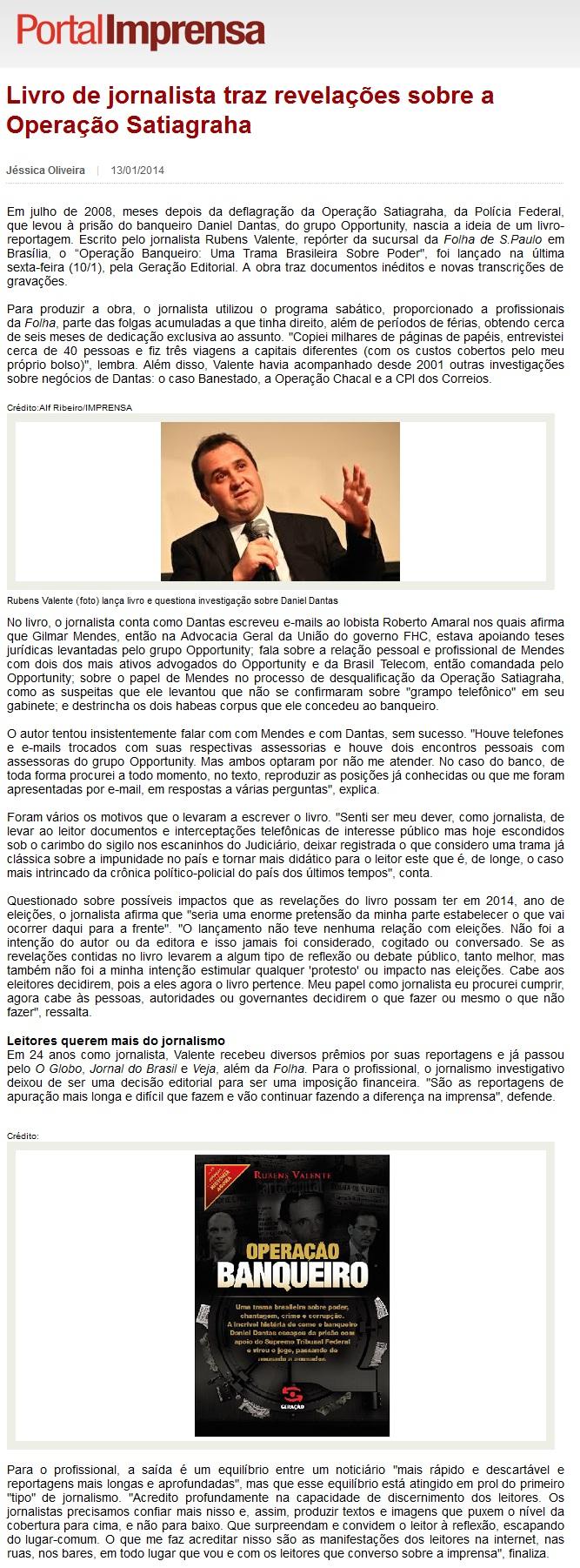 Portal Imprensa_13.01.2014