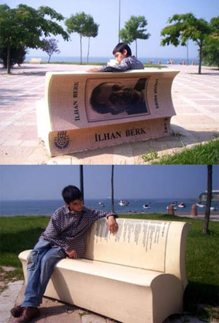 banco livro